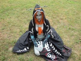 Midna True Form Cosplay by Storms-shadow