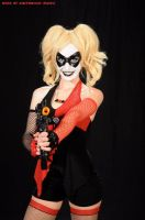 Harley Quinn Cosplay by Alyssa-Ravenwood