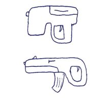Weapon Concepts by Phlum