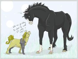 Fma ponies by mily066