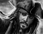 Jack Sparrow - Revised by SketchBookStyle