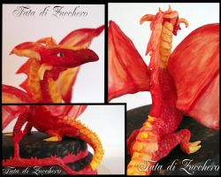 Dragon Cake IV by Dyda81