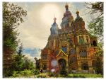 Peter and Paul Cathedral by demeters