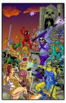 SAVAGE- Masters of the Universe by ryanv80