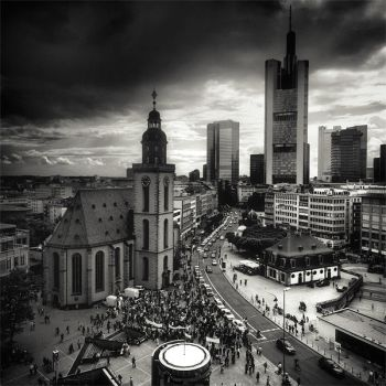 Frankfurt - Against The... by xMEGALOPOLISx