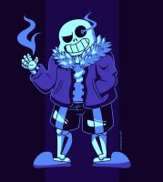 Bad Time. by sl4ughtermelon