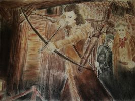 Bard the Bowman by AwesomeEchosong