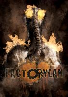 factorylan - poster by quirill