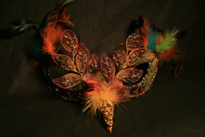 Mask- Front by XerStock