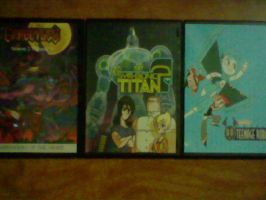 My Homemade DVD Sets by mariomaster88