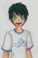 PJ: Young Percy by SpiralNinja05