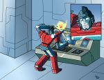 Perceptor Kremzeek Sketch Low by BDixonarts