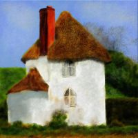 the old Toll House - England by fmr0