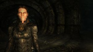 Daughter of Skyrim X by Solace-Grace