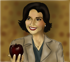 Regina Mills - Once Upon a Time by kt-grace