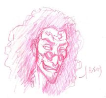 Brook alive sketch by H-GALLERY