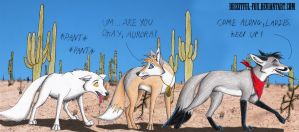 Forty Degrees Celsius by Deceitful-Fox