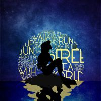 Part of Your World by GraphiteColours