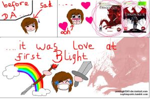Love at first Blight by SophiePants