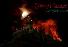 Fire of Camelot by TheHemophageress