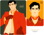 GENERAL IROH!!!!!!!!!!!!!! by freestarisis