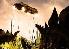 First contact: Prehistory by ShaneGallagher