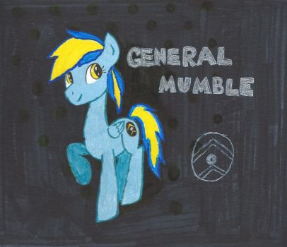 General Mumble Wallpaper by Lucythelittleproxy