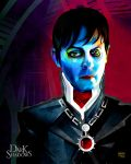 Barnabas Collins by xaguaro
