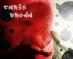Chris Brown by Dalidarling