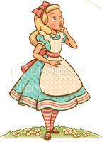 Alice In Wonderland Png by JhoannaEditions