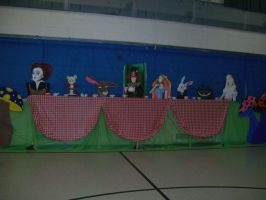 Alice In Wonderland Tea Party by Jessica500