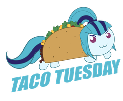 Sonata Dusk: Taco Tuesday by Ilona-the-Sinister