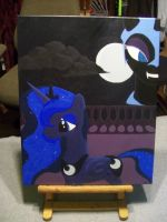Luna's Lament (2) by The-Chaos-Controller