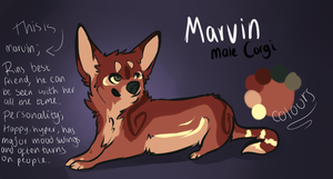 Marvin by Rinermai