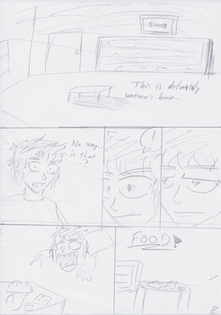 Unnamed Comic Page 8 Rough Draft (rescan) by C-Survive