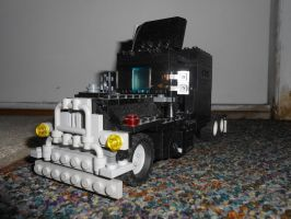 The Custom Lego Rubber Duck Truck by ImaDoctor96