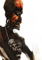 Dhalsim by Auguy