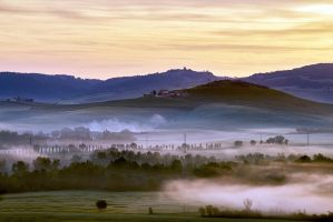 Val d'Orcia  19- 5:12 AM by CitizenFresh