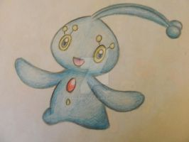 manaphy by Chabbie
