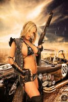 Actiongirls Jenny P Digital by ScottyJX