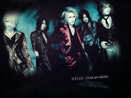 the GazettE Wallpaper by BeforeIDecay1996