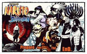 Naruto Shippuden EPIC _Prepare For The End_ by Kravon1