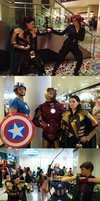 Avenging at DragonCon! by avi17
