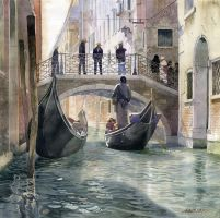 Day in Venice by GreeGW