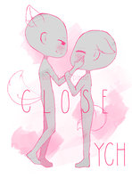 YCH Couple - Auction [CLOSE] by BoteDeBasura