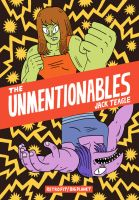 The Unmentionables Comic Cover by Teagle
