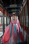 Yang Guifei at Summer Palace by aimeekitty