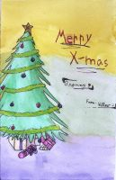 Merry X-mas card1 by sitres