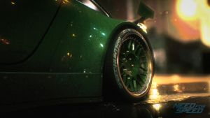 Need for Speed 2015 Wallpaper by Elizanna