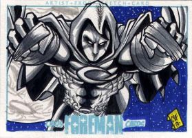 Moon Knight PSC by Foreman by chris-foreman